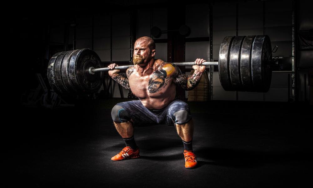 Improve your squatting