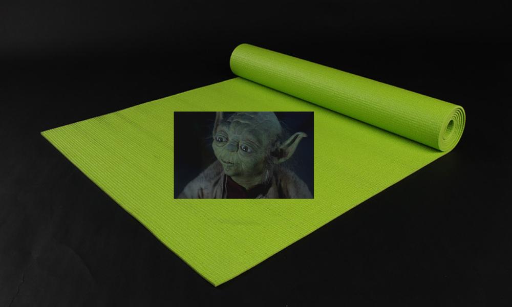 Yoda Mat
