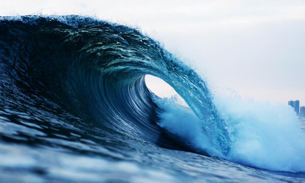 alternating wave