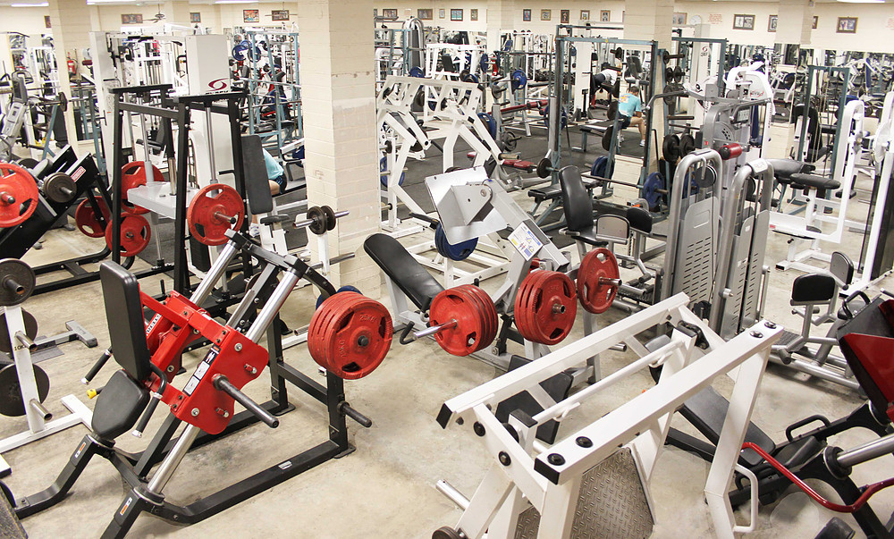 reps gym preston